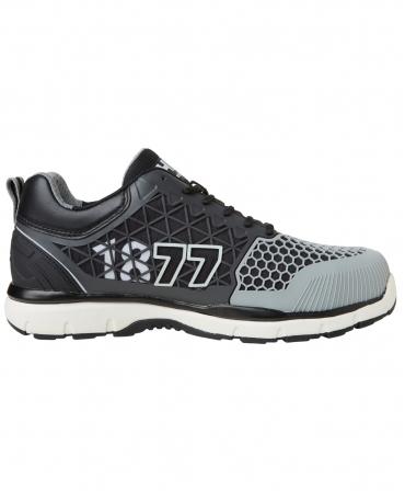 Pantofi protectie Helly Hansen Smestad Pro, S3, negru/gri, din profil