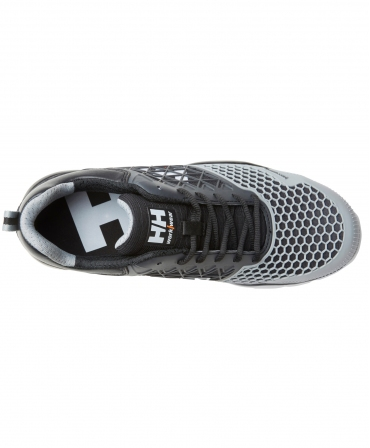 Pantofi protectie Helly Hansen Smestad Pro, S3, negru/gri, vazuti de sus