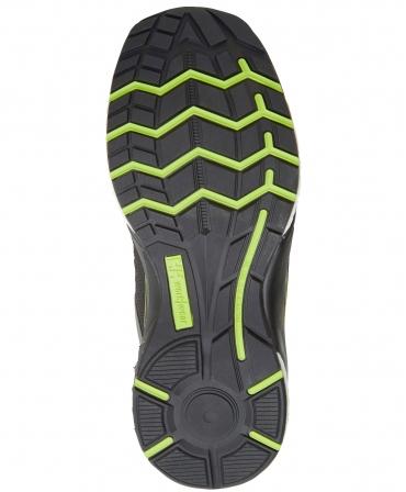 Pantofi protectie Helly Hansen Magni Low, S1P, negru/verde crud, talpa