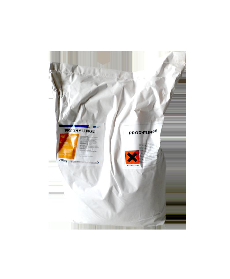 Detergent rufe profesional BouMatic Prodhylinge, sac 20 kg