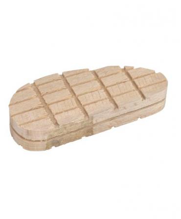 Sabot lemn pentru ongloane, Demotec