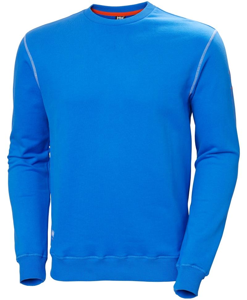 Bluza Helly Hansen Oxford, albastra, fata