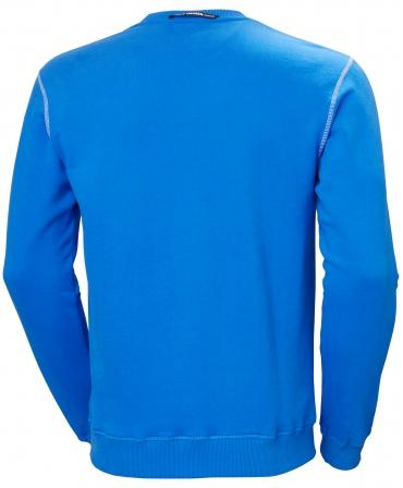 Bluza Helly Hansen Oxford, albastra, spate