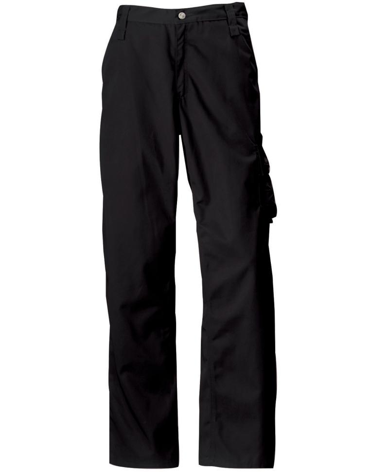 Pantaloni de lucru Helly Hansen Manchester Service, negri, fata