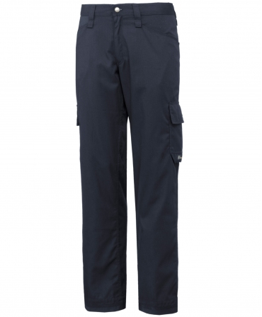 Pantaloni de lucru Helly Hansen Manchester Light Service, bleumarin, fata