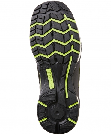 Pantofi protectie Helly Hansen Magni Low BOA, S3, negru/verde crud, talpa