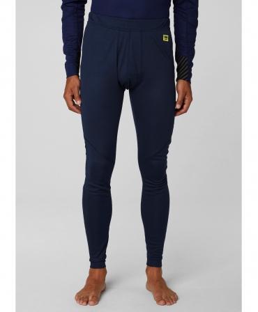 Pantaloni termo Helly Hansen Lifa, bleumarin, imbracati, fata