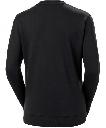 Bluza dama Helly Hansen Manchester, neagra, spate