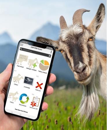 Aplicatie - Sistem de management ferme capre Uniform Goat