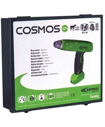 Ecornator electric portabil Express Farming Cosmos, cutie