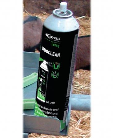 Spray dezinfectant Express Farming Duoclean, tub fara capac