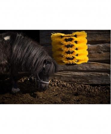 Perie scarpinat animale mecanica, oscilanta, EasySwing Midi, ponei