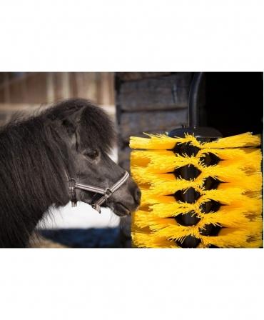 Perie scarpinat animale mecanica, oscilanta, EasySwing Midi, scarpinare ponei