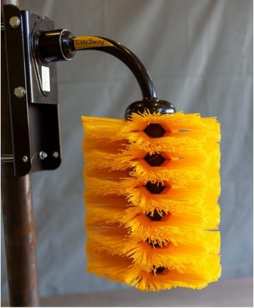 Perie scarpinat animale mecanica, oscilanta, EasySwing Mini