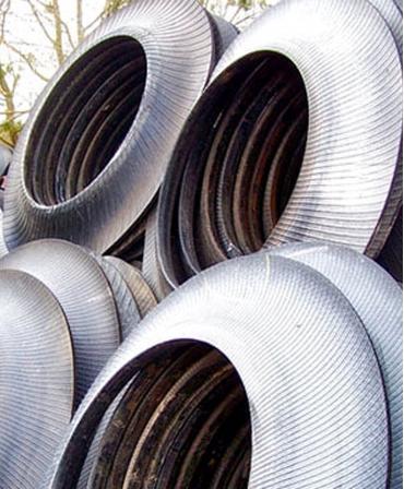 Taloane anvelope cauciuc pentru acoperirea silozului