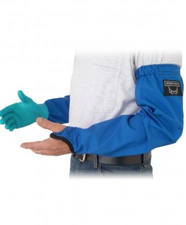 Maneci protectie mulgator Udder Tech, cu orificiu deget mare, nailon - impermeabile