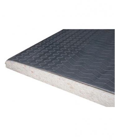Saltea de odihna pentru tineret, din latex, PRIMISTAR, 40mm grosime, 1600mm latime