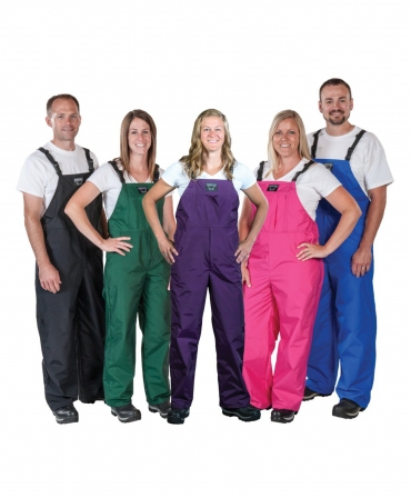 Salopeta Udder Tech, nailon - impermeabila, neagra, albastra, verde, violeta, roz