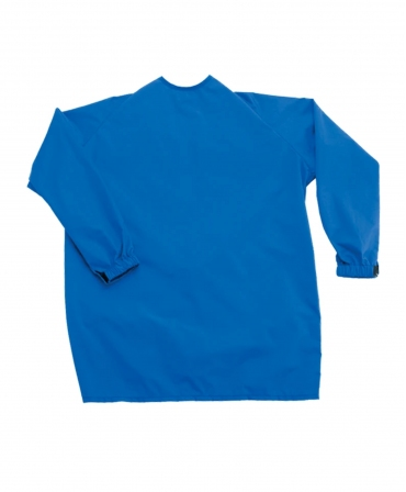 Bluza protectie mulgator Udder Tech, nailon - impermeabila, albastra, scurta