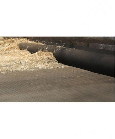 Saltea de odihna pentru vaci, din cauciuc si latex, OPTIMAX cu Aqua Board, 60mm grosime, cu panta
