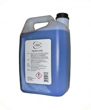 Aditiv pentru solutii bai de picioare oi, Digiderm ECO Concentrate, bidon 5 litri