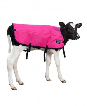 Jacheta vitei Udder Tech, nailon - rezistenta la apa, roz/negru