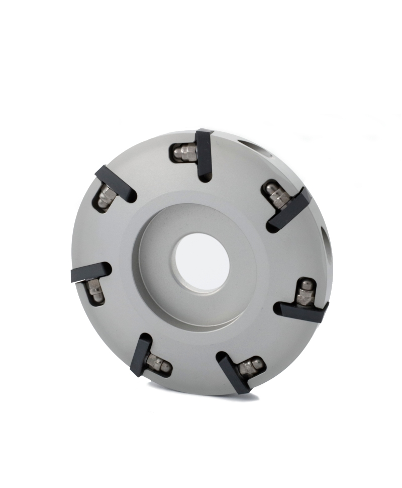 Disc trimaj ongloane 100 mm din aluminiu cu 7 lame, deschis, Demotec DL-Disc