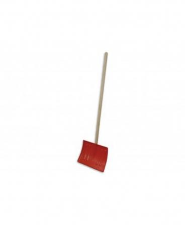 Lopata cereale cu lama plastic 36 cm, coada lemn 125 cm, Akroh, produs