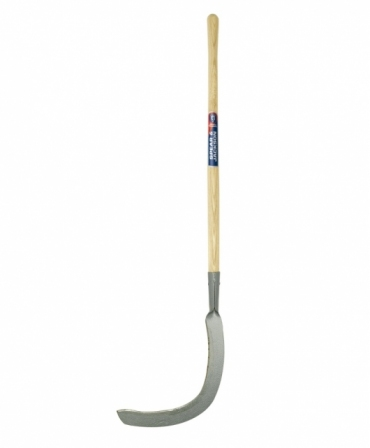Maceta curbata cu lama din otel carbon 410 mm, coada lemn lunga, Spear & Jackson Neverbend Professional, produs