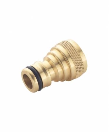Conector mama rapid pentru robinet 1/2″ din alama, Spear & Jackson, produs
