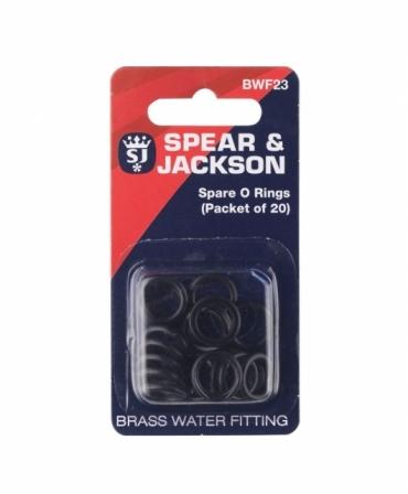 Kit garnituri conectori, Spear & Jackson, produs