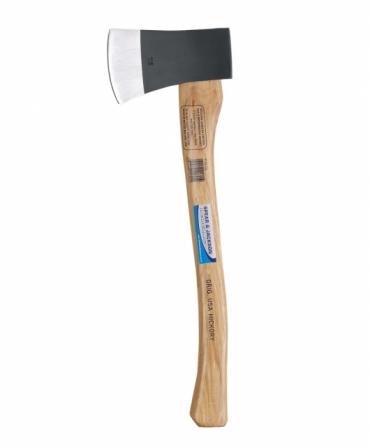 Topor 1000 g cu lama otel carbon, maner lemn de nuc, Spear & Jackson Razorsharp, produs