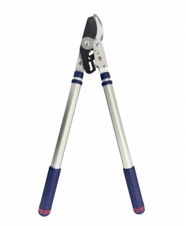 Foarfeca crengi tip bypass cu lama otel carbon C50, manere telescopice, Spear & Jackson Razorsharp Advantage, produs