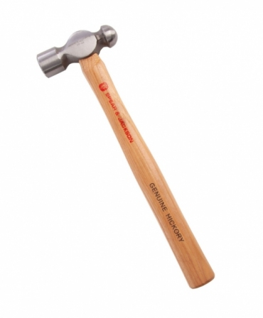 Ciocan tinichigerie 1134 g cu maner lemn de nuc, Spear & Jackson, produs