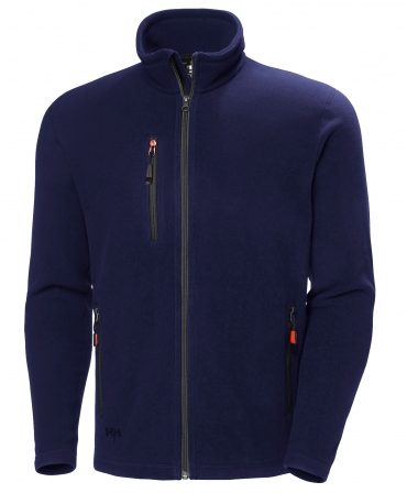 Jacheta Helly Hansen Oxford Fleece, bleumarin, fata
