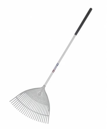 Grebla tip evantai flexibila cu dinti de plastic, coada de aluminiu, Spear & Jackson Neverbend, produs
