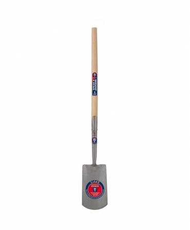 Cazma olandeza cu lama otel carbon, coada lemn lunga, Spear & Jackson Neverbend Professional, produs
