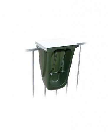 Caseta furaje cu iesle pentru fan, H&L