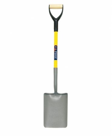 Lopata cu lama otel carbon, coada fibra ignifuga, Spear & Jackson Neverbend Professional, produs