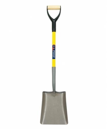 Lopata trapez cu lama otel carbon, coada fibra ignifuga, Spear & Jackson Neverbend Professional, produs