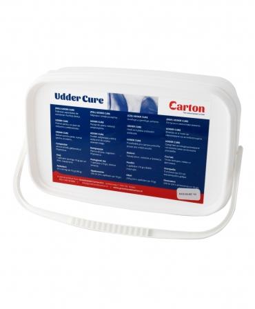 Seringi intramamare fara antibiotic pentru tratamentul mastitelor la vaci, Carton Udder Cure, cutie 24 bucati x 10 ml, fata