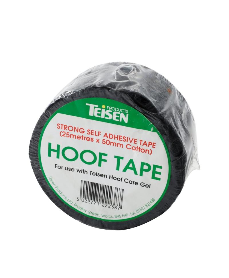 Rola bandaj adeziv pentru ingrijirea ongloanelor Teisen Hoof Tape, 5cm x 25m, fata