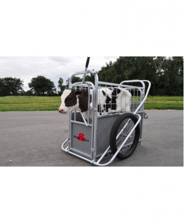 Dispozitiv transport vitei H&L Calf Buggy, transportare