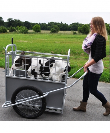 Dispozitiv transport vitei H&L Calf Buggy, dispozitiv