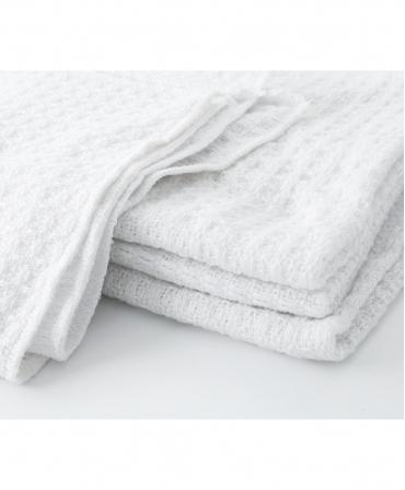 Laveta textila din bumbac Teisen Dairy Cloth, 35 x 35 cm, detalii
