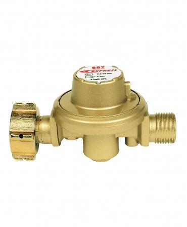 Regulator gaz pentru ecornatorul cu gaz Express Farming Daos pentru butelie gaz