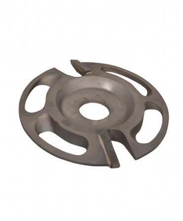 Disc trimaj ongloane 100 mm, deschis, cu doua lame, foarte agresiv, KVK Z2 VERKO, produs