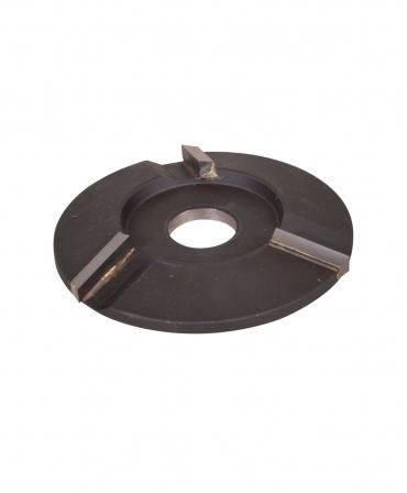 Disc trimaj ongloane 100 mm, inchis, cu trei lame, foarte agresiv, KVK Z3 DVS, produs
