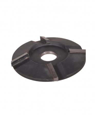 Disc trimaj ongloane 100 mm, inchis, cu patru lame, agresiv, KVK Z4 DVS, produs