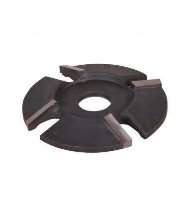 Disc trimaj ongloane 100 mm, deschis, cu patru lame, foarte agresiv, KVK Z4, produs